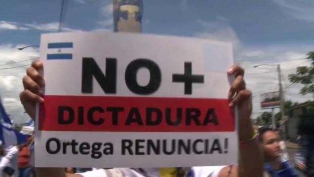 [TLMD - MIA] Continúa persecución a líderes estudiantiles de Nicaragua