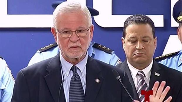 [TLMD - PR] Satisfecho Pequera con su plan anticrimen