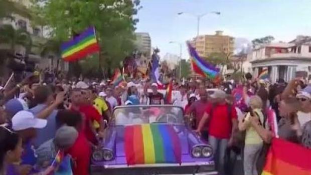 [TLMD - MIA] Cuba elimina matrimonio gay de reforma constitucional