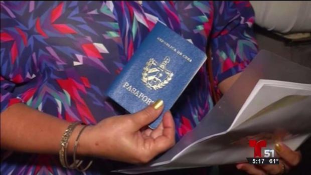[TLMD - MIA] Cubanos con visas a EEUU tendrán que renovar en otro país