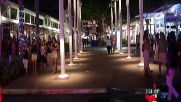 [TLMD - MIA] Disparos en Bayfront Park