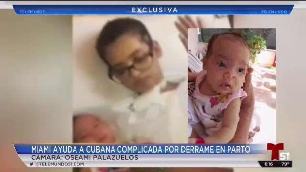 [TLMD - MIA] Desde Miami envían ayuda a madre cubana con parálisis cerebral