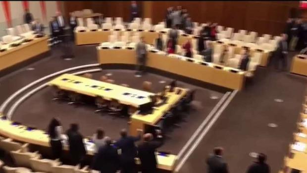 [TLMD - MIA] Diplomáticos cubanos sabotean presentación en la ONU