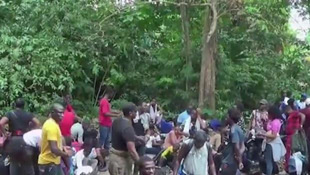 [TLMD - MIA] Dramática situación de los cubanos varados en Colombia