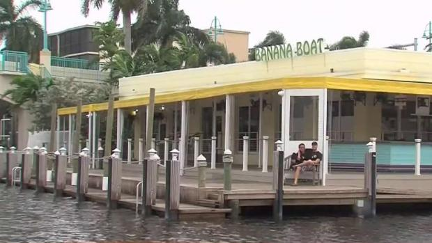 [TLMD - MIA] Efectos de la marea alta en Florida