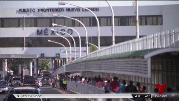 [TLMD - LV] Efectos del cierre de la frontera con México