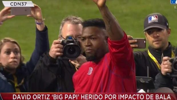[TLMD - MIA] El beiboslista Big Papi resultó herido de bala en República Dominicana