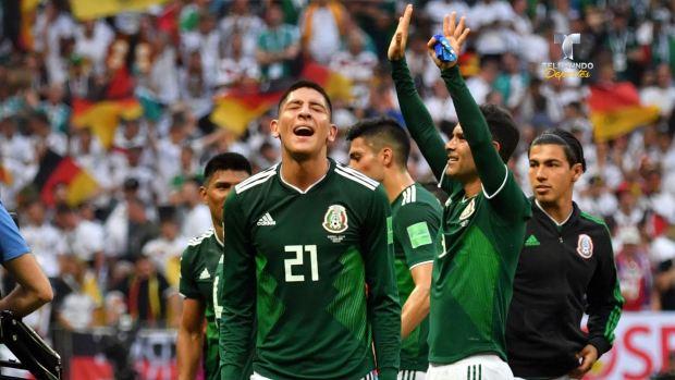 [World Cup 2018 PUBLISHED] La marca que México igualaría si vence a Corea