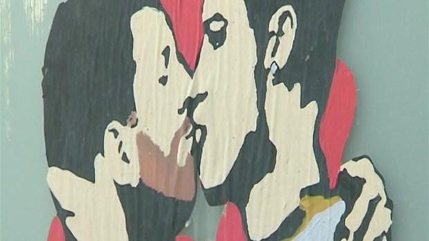 [TLMD - NATL] El beso entre Messi y Ronaldo a dias del clásico
