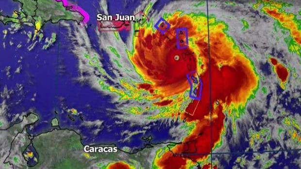 Gobernador de Puerto Rico declara el estado de emergencia por huracán María