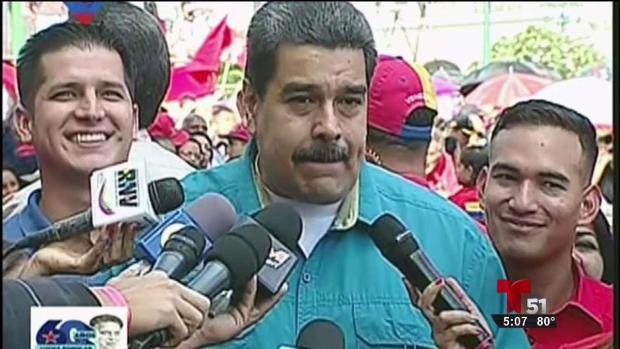 [TLMD - MIA] Elecciones anticipadas en Venezuela