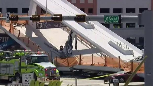 [TLMD - MIA] Empresas a cargo de construcción de puente en bancarrota