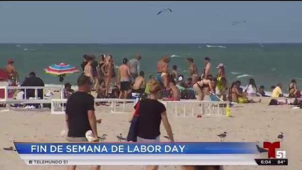 [TLMD - MIA] En miami beach negocios abiertos a pesar del tiempo