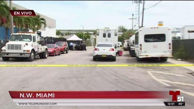 [TLMD - MIA] Encuentran cuerpo de una mujer en el NW de Miami