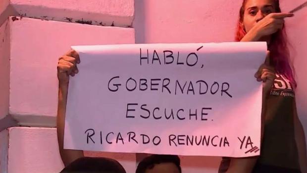 [TLMD - MIA] Este viernes se esperan nuevas protestas en Puerto Rico