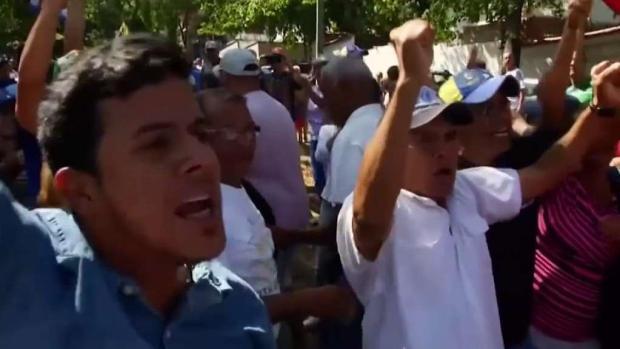 [TLMD - MIA] Exilio de Miami reacciona ante los sucesos en Venezuela