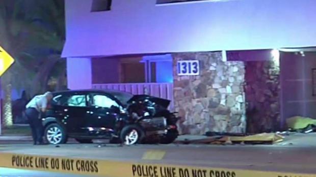 [TLMD - MIA] Fatal accidente en North Miami dejó 3 jóvenes muertos