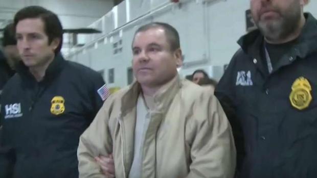 Fiscalía se opone a nuevo juicio contra ''El Chapo''