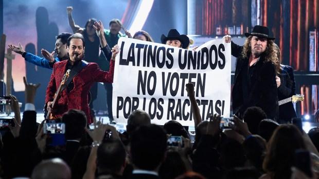 Lo mejor de los Latin Grammy 2015