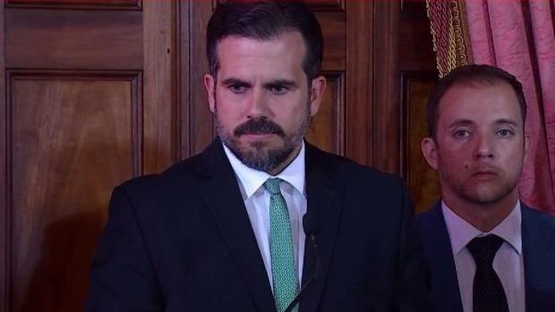 [TLMD - MIA] Gobernador de Puerto Rico se niega a renunciar