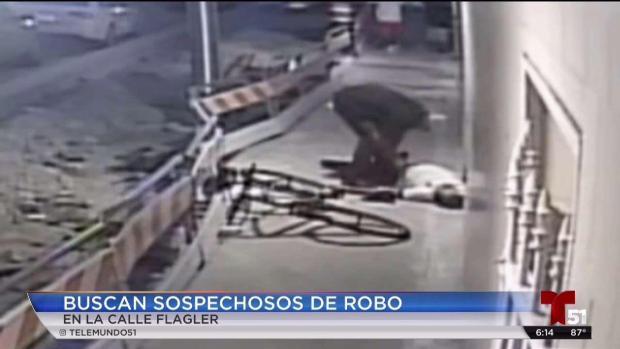 Golpean a anciano para robarle una bicicleta