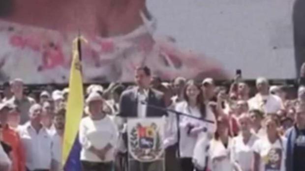 [TLMD - MIA] Guaido anuncia el ingreso de la ayuda a Venezuela