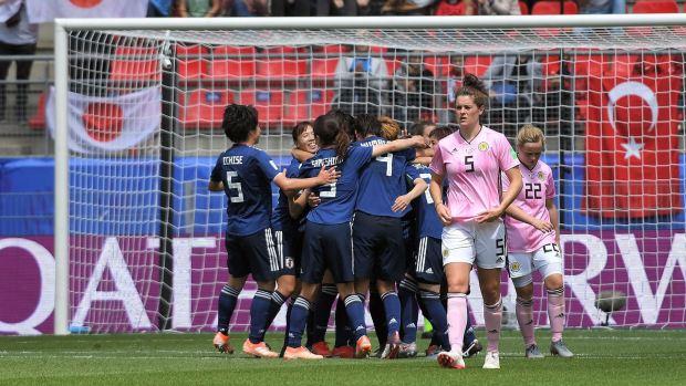 [WWC 2019 - PUBLICADO] Japón sueña con la segunda fase tras vencer a Escocia