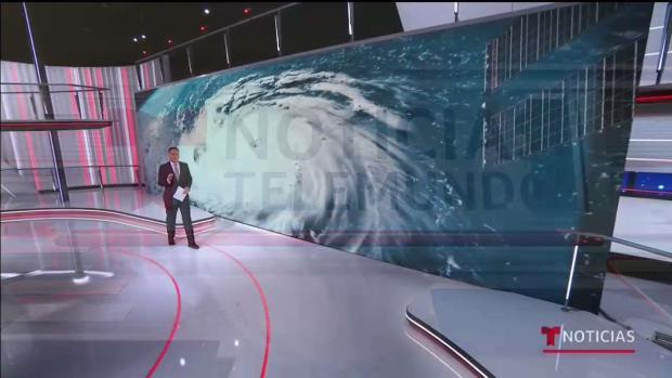 [TLMD - MIA] Huracán Florence preparativos ante inminente llegada