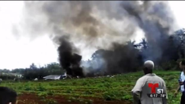 [TLMD - MIA] Identifican 20 cuerpos del centenar de fallecidos en accidente aereo en Cuba