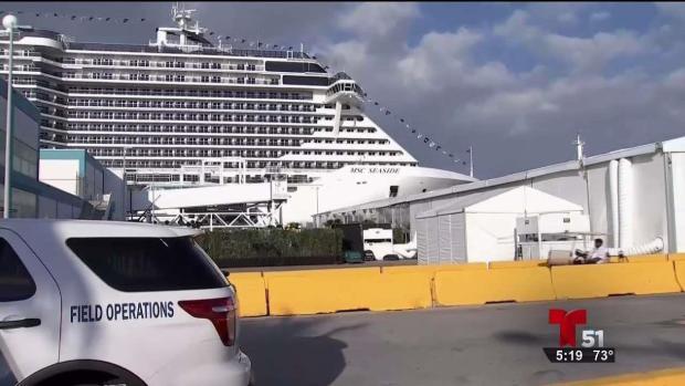 [TLMD - MIA] Inauguran nuevo crucero en Miami