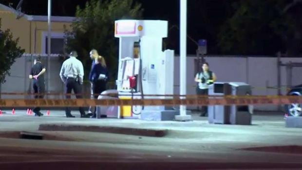 [TLMD - MIA] Investigan tiroteo en gasolinera de North Miami