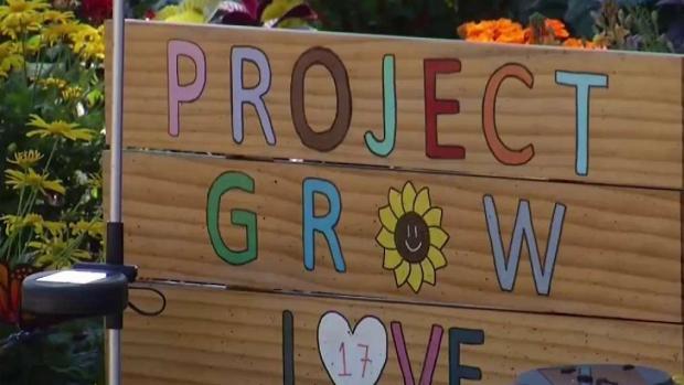 [TLMD - MIA] Jardín en homenaje a las víctimas de Parkland