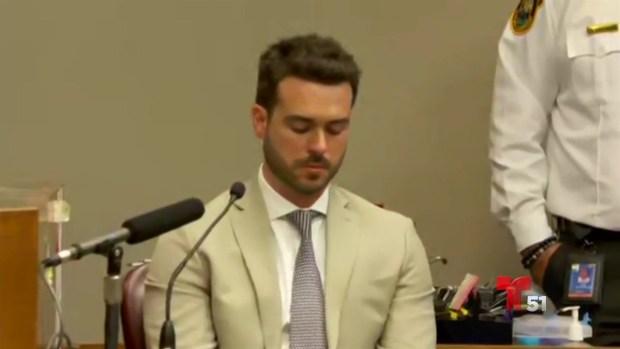 [TLMD - MIA] En video: Pablo Lyle llora en corte al recordar el violento incidente