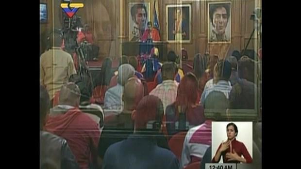[TLMD - MIA] Venezuela: la oposición arrasa en las elecciones