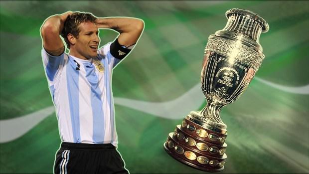 [Copa América] La pesadilla de Martín Palermo en la Copa América