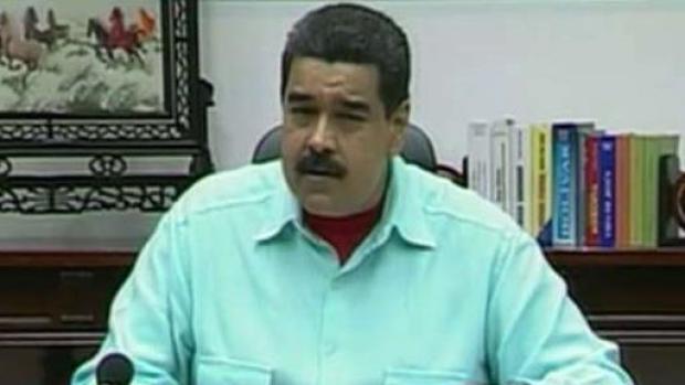 [TLMD - MIA] Maduro acusa a Iván Duque de planes militares contra Venezuela