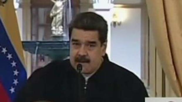 """[TLMD - MIA] Maduro le dice """"loco extremista"""" a Mike Pence"""