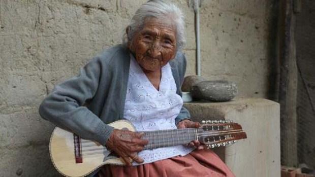 Mamá Julia, la boliviana de 118 años, está bajo observación en el hospital
