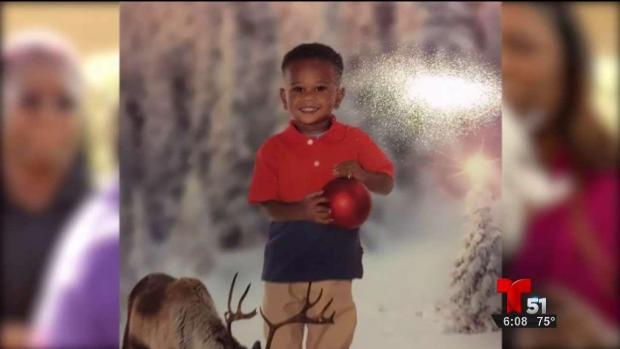 [TLMD - MIA] Muere baleado niño de 2 años en SW de Miami Dade