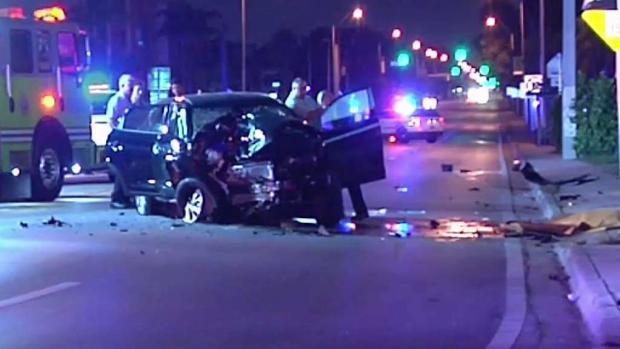 [TLMD - MIA] Mueren adolescentes en accidente de tránsito