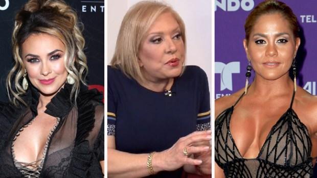 Nancy Álvarez critica a los famosos que muestran demasiado en las redes