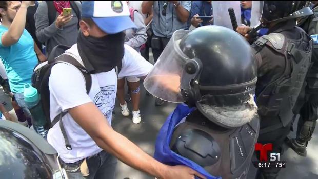 Nicaragüenses siguen pidiendo justicia y dimisión de Ortega