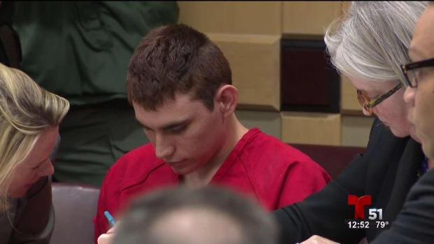 [TLMD - MIA] Nikolas Cruz comparece en corte