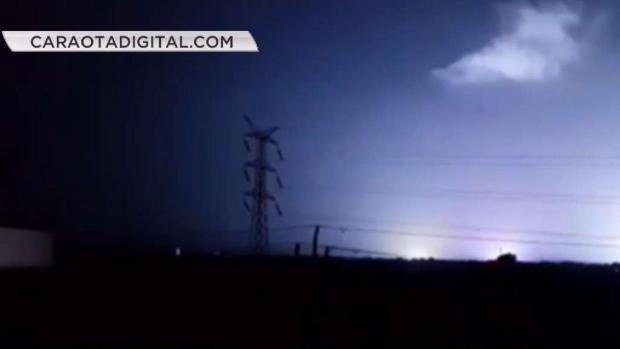 [TLMD - MIA] Nuevas explosiones dejan a oscuras a Maracaibo