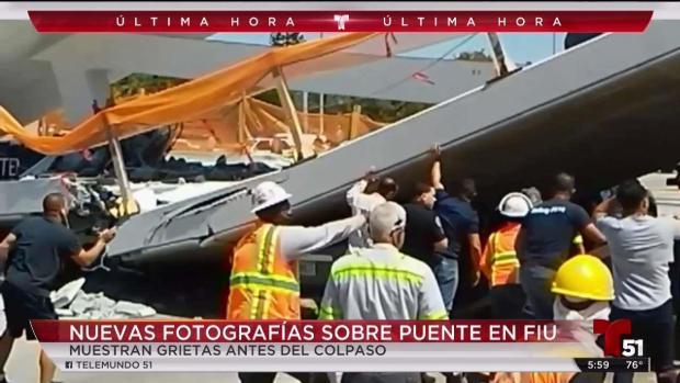 [TLMD - MIA] Nuevas fotografías del puente de FIU