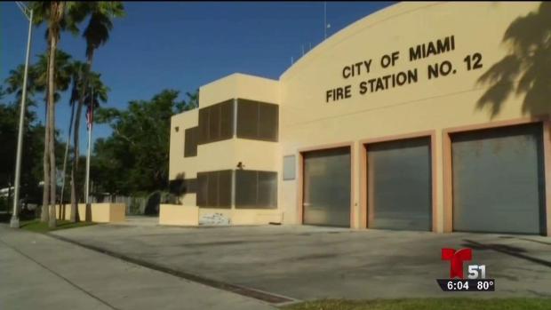 Despiden a 6 bomberos de Miami por conducta impropia