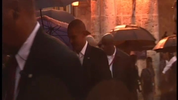 [TLMD - MIA] Obama en la catedral de La Habana