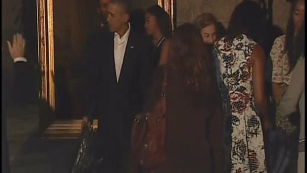 [TLMD - MIA] Obama en el Palacio de los Capitanes Gnerales
