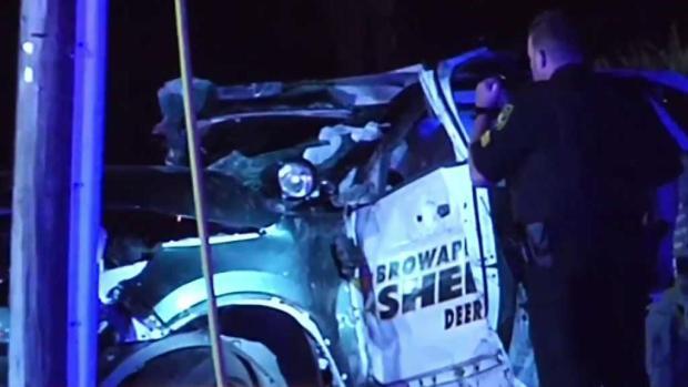 [TLMD - MIA] Oficial de Broward muere en un terrible accidente