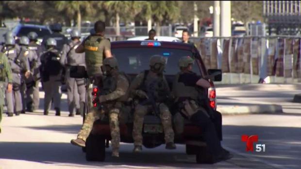 [TLMD - MIA] Oficina de alguacil niega que 3 de sus oficiales no reaccionaron a masacre